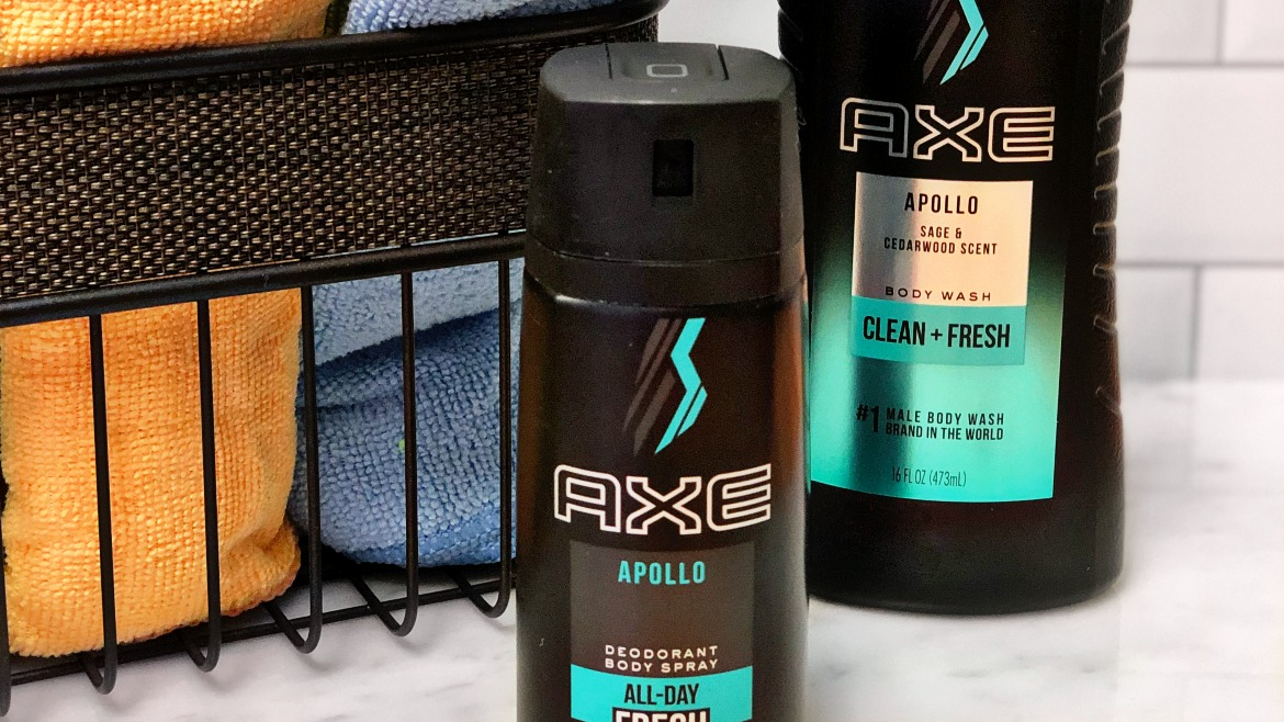 Grooming Coordinator: Game Day Ready with AXE