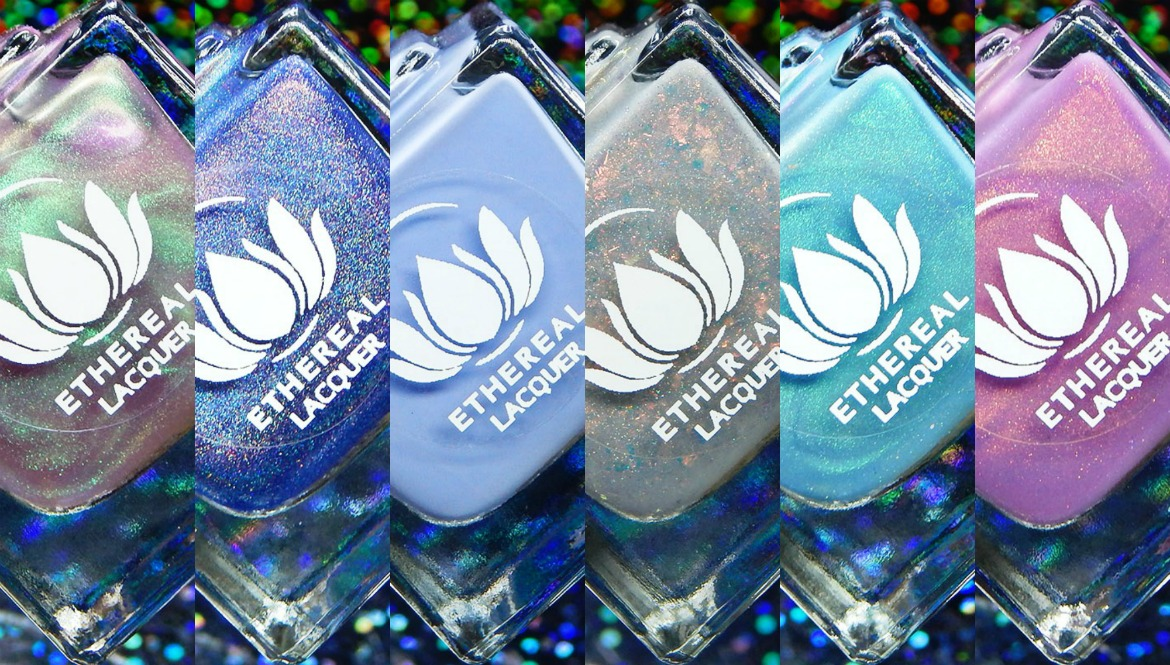 Ethereal Lacquer   Light Magic Collection