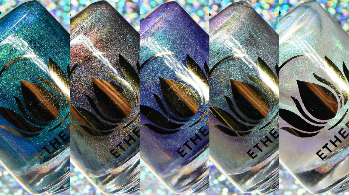 Ethereal Lacquer   Unearthly Collection