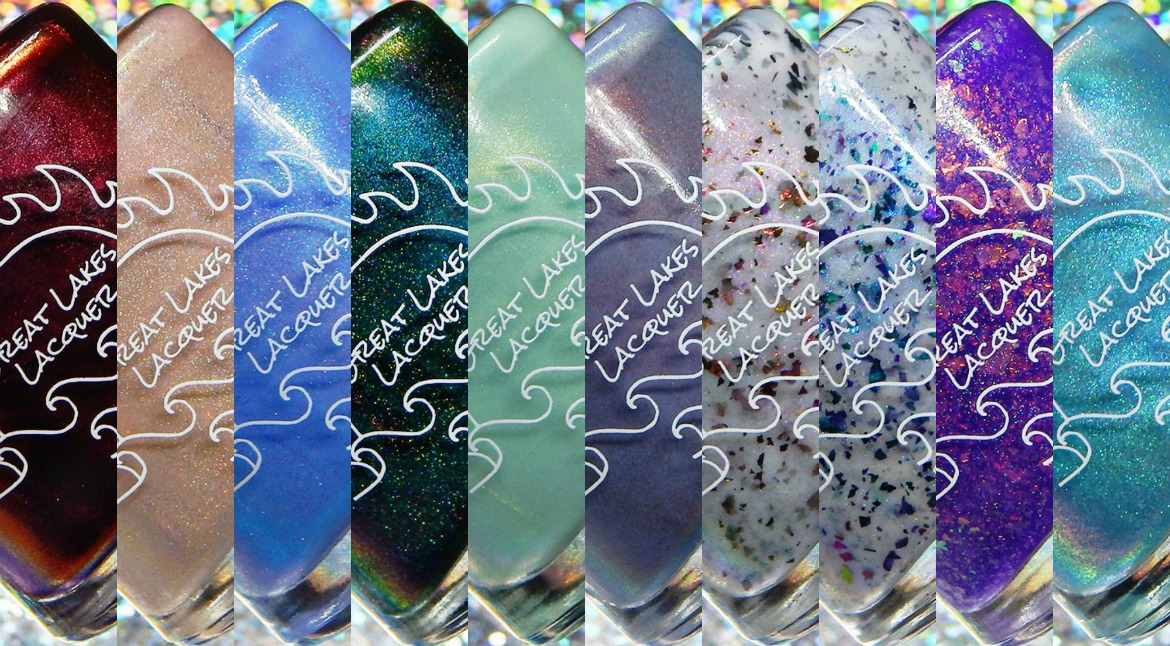 Great Lakes Lacquer   Westworld Collection