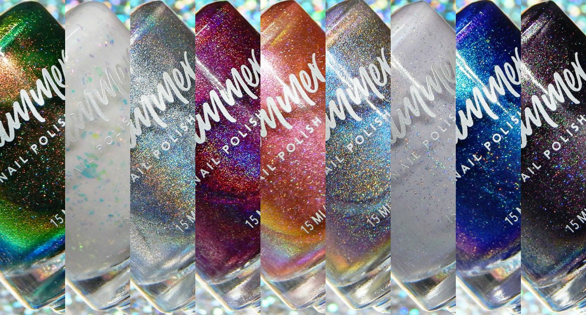 KBShimmer   License To Chill Collection