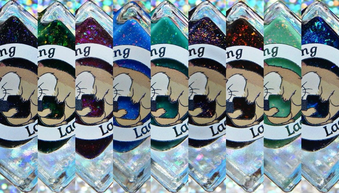 Lemming Lacquer | The Mighty Nein Collection