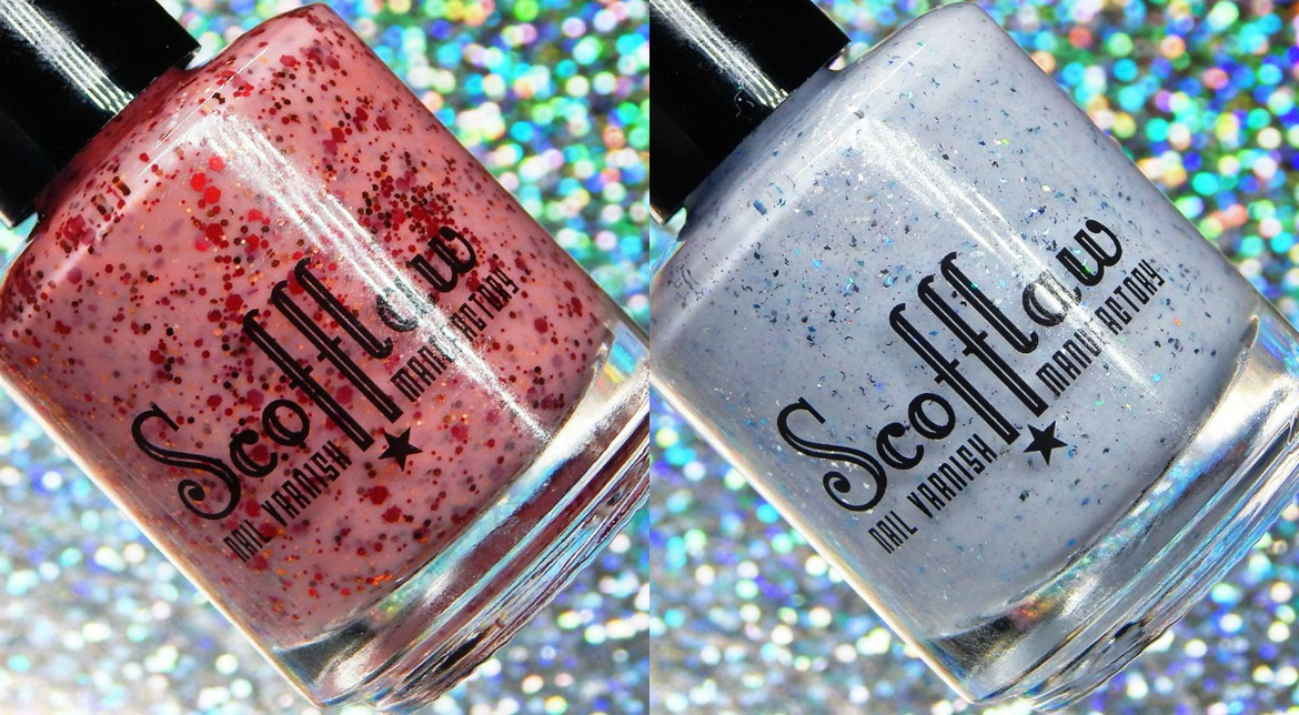 Scofflaw Nail Varnish | Defrosted Unicorn & Sugar Plum Imp