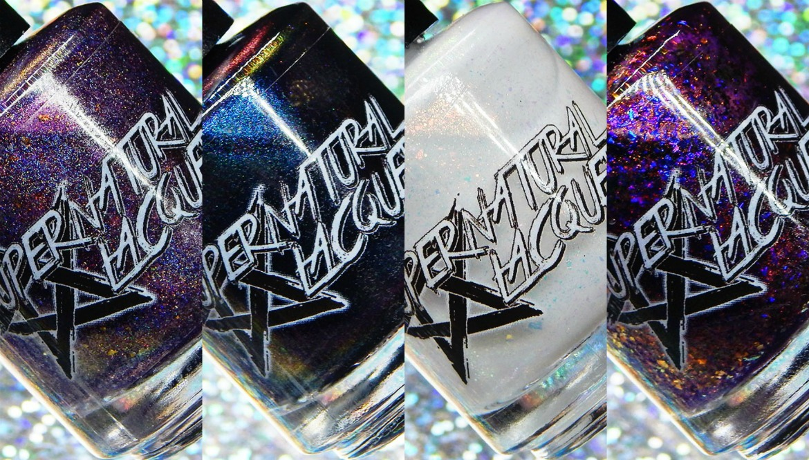 Supernatural Lacquer | Revamped Solstice Festival Trio & The Yule Witch
