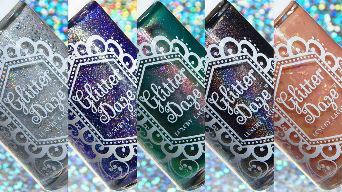 GlitterDaze | YWP Holiday Collection