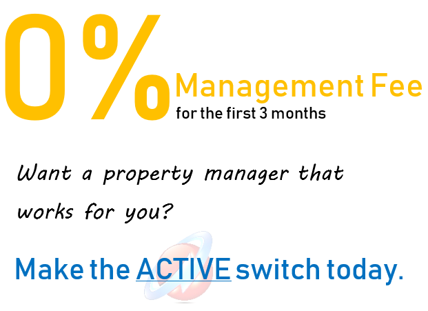 Active Property Services Promotion