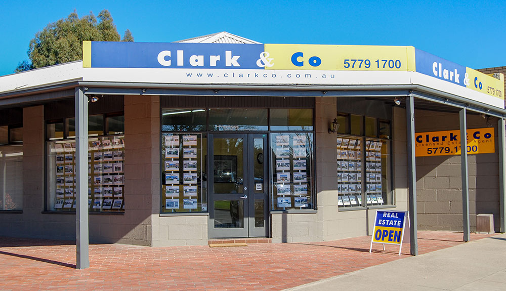 Clark & CO Real Estate Office