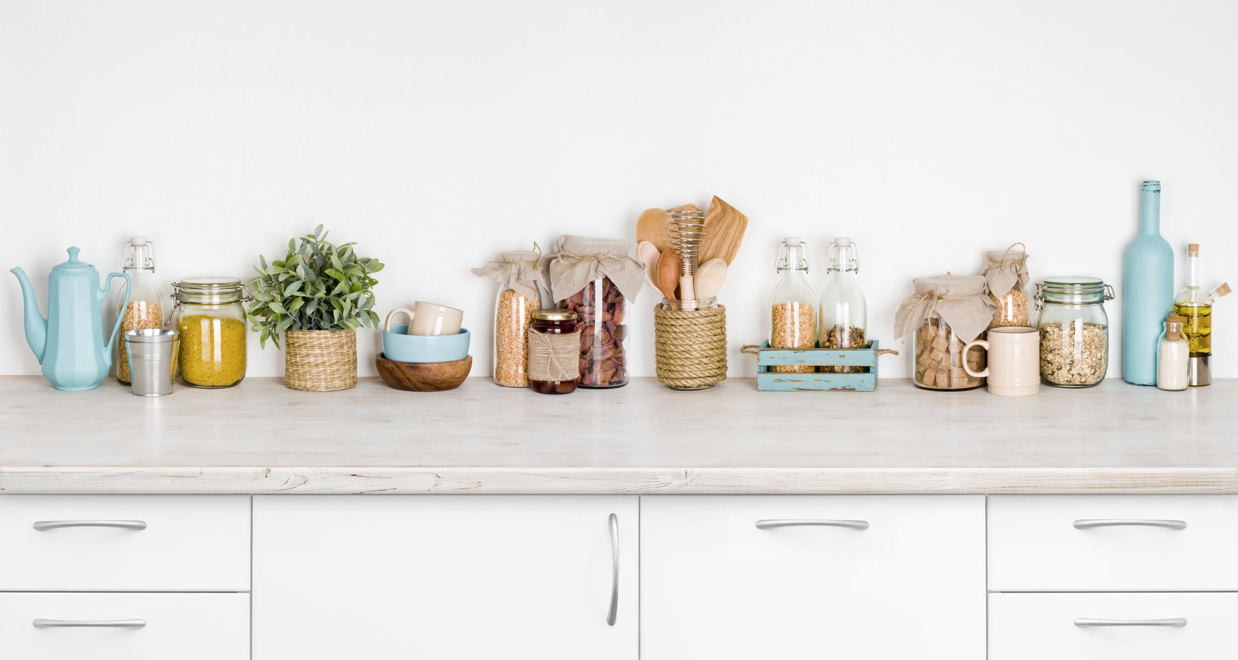 kitchen work bench