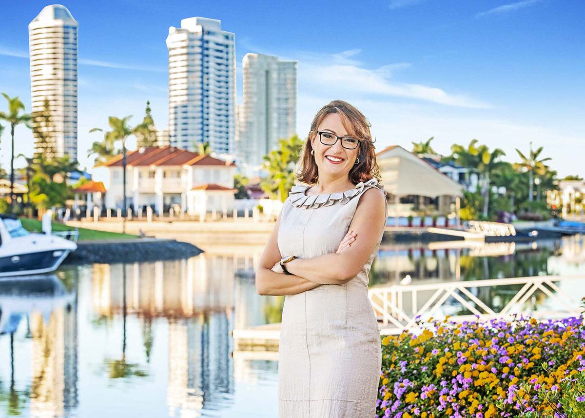 Yulia | North Gold Coast Realty