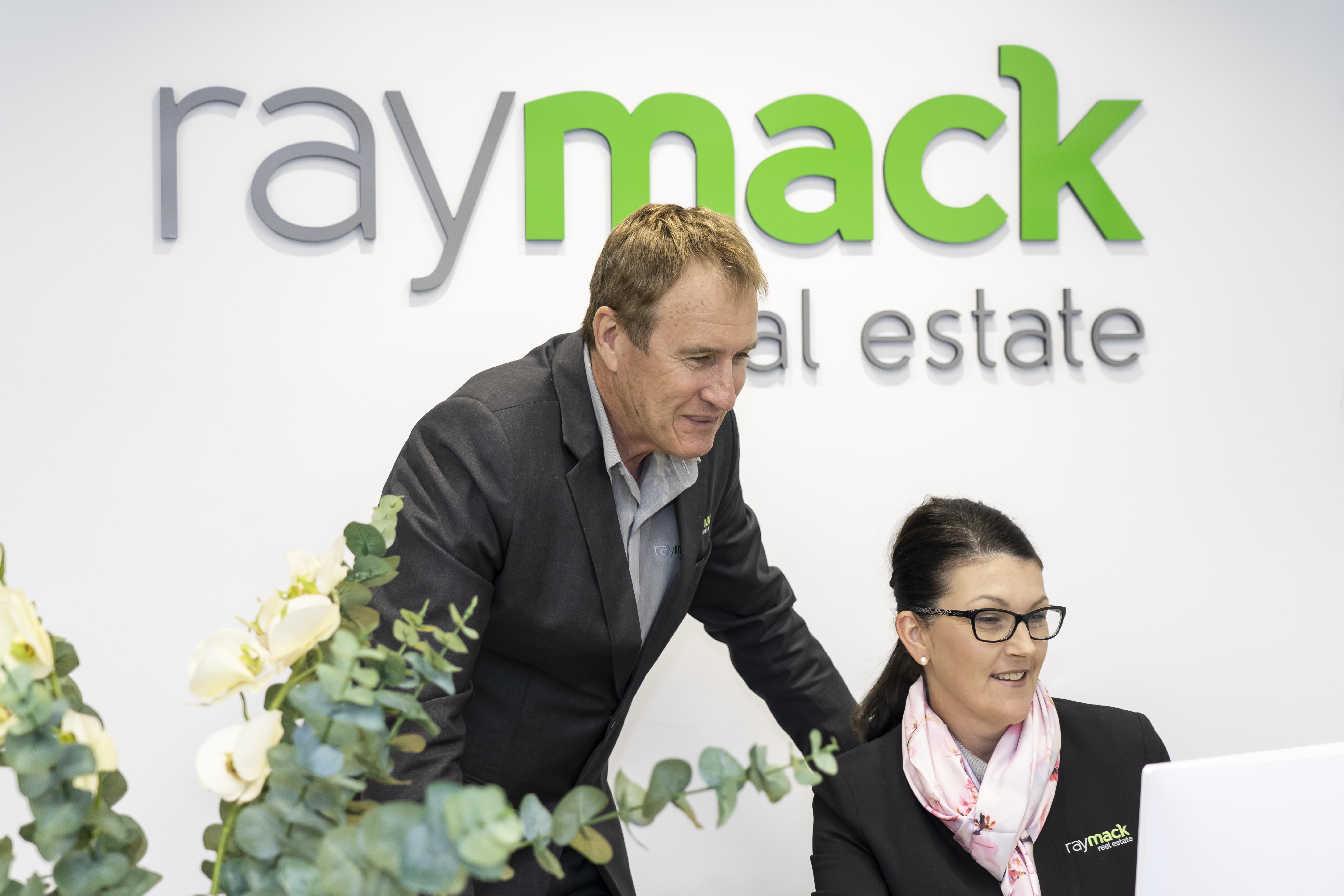 ray mack employees