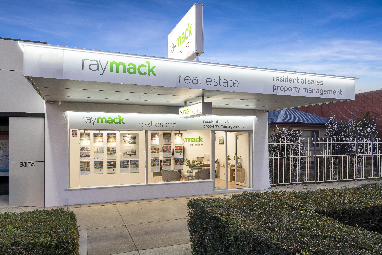 ray mack shopfront