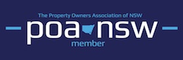 Property Owners Association NSW partner logo