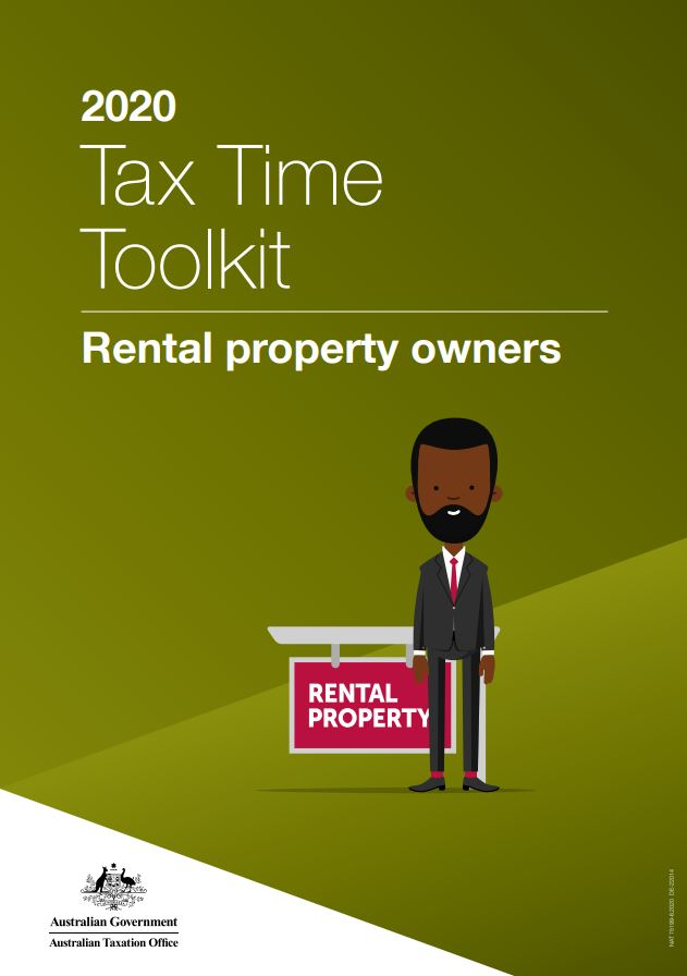 Real Property Manager - 2020 Tax Time Toolkit