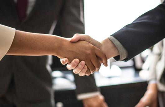 Smart Handshake