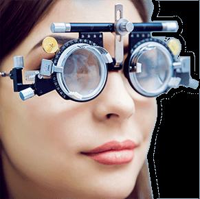 Find Eye Doctor