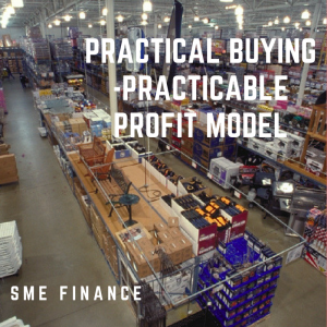 Practicable buying to ensure Profitable purchase model (1)