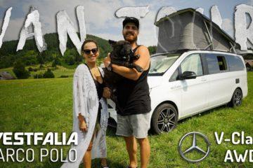Mercedes Benz V-Class Marco Polo Camper Van