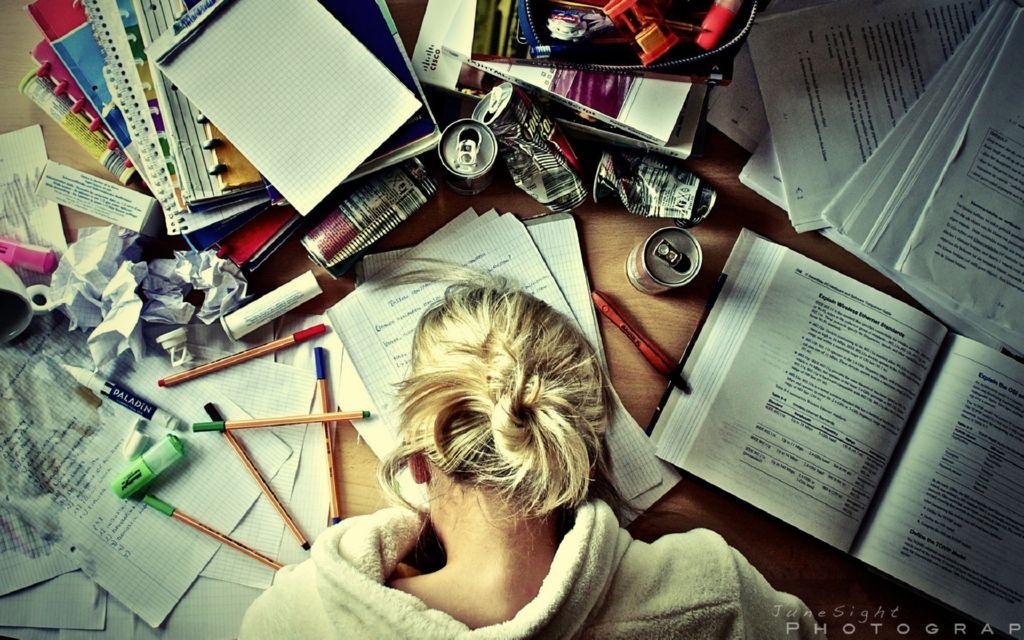 como tener fuerza de voluntad para estudiar