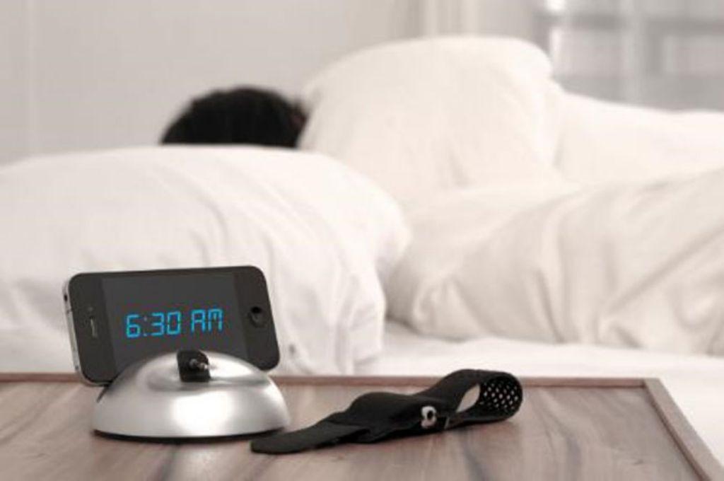 Levantarse temprano