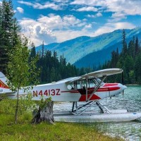 Backcountry Flying Experience in Western Montana.