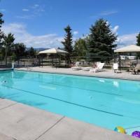 Granite Peak RV Resort in Western Montana.