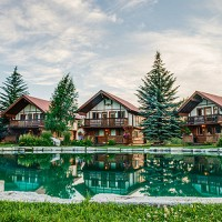 Great Northern Resort in Western Montana.