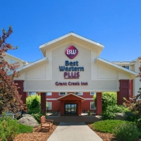Best Western Plus - Grant Creek Inn in Western Montana.