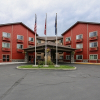 Best Western Rocky Mountain Lodge in Western Montana.