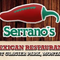 Serrano's Mexican Restaurant in Western Montana.