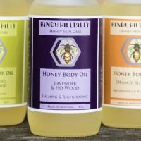 Hindu Hillbilly Honey in Western Montana.