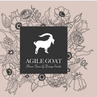 Agile Goat Flower Farm & Design Studio in Western Montana.