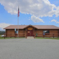 Sula Community Clubhouse in Western Montana.