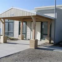 Lolo Community Center in Western Montana.
