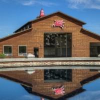 Flying Horse MT in Western Montana.