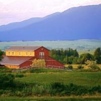 Rugged Horizon in Western Montana.