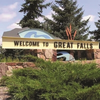 Great Falls Convention and Visitors Bureau in Western Montana.