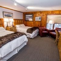 Kandahar Lodge in Western Montana.