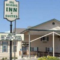 All Seasons Inn & Suites in Western Montana.