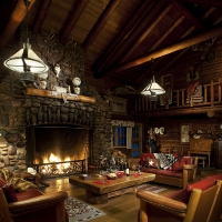 Averills Flathead Lake Lodge in Western Montana.