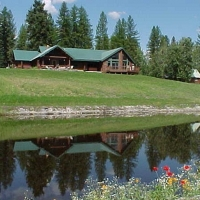 Swan Mountain Ranch in Western Montana.