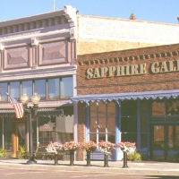 The Sapphire Gallery