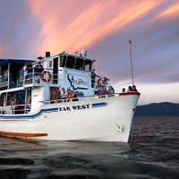 Far West Boat Tours in Western Montana.