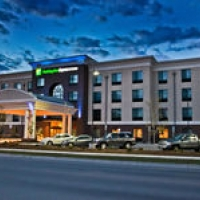 Holiday Inn Express & Suites in Western Montana.