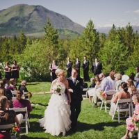Glacier Park Weddings in Western Montana.