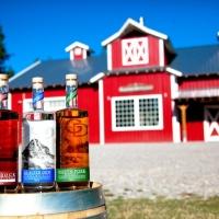 Glacier Distilling Company in Western Montana.
