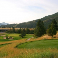 Canyon River Golf Club in Western Montana.