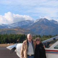 Kootenai Aviation in Western Montana.