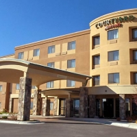 Courtyard by Marriott in Western Montana.