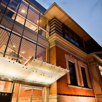 Missoula Art Museum in Western Montana.