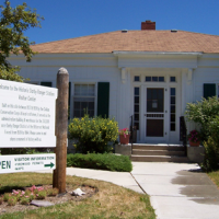 Darby Historic Visitor Information Center - U.S. Forest Service in Western Montana.